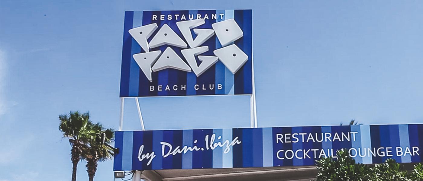PAGO PAGO by Dani Ibiza