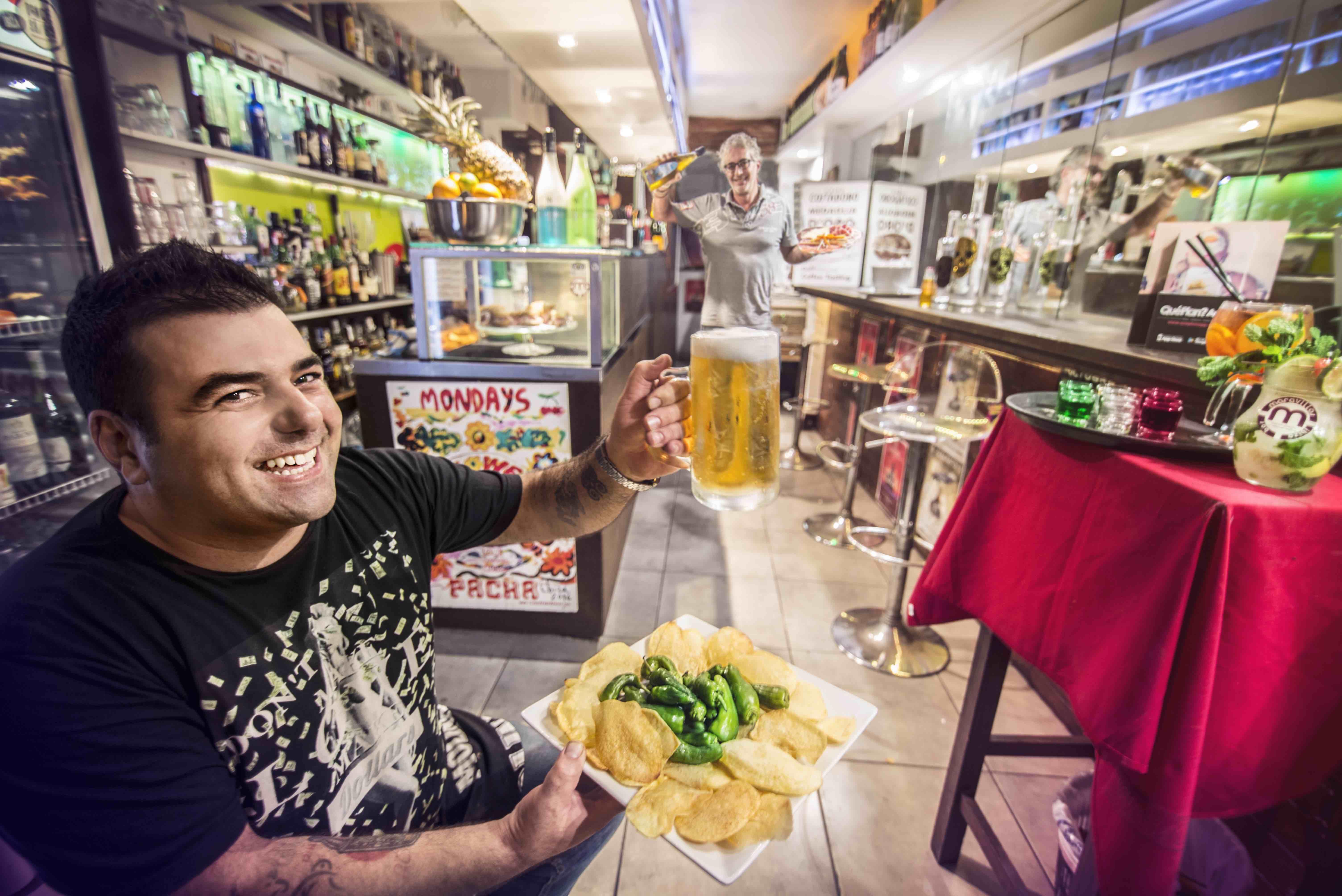 El Bar Maravillas (esencia de la auténtica noche de Ibiza)