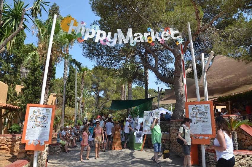 ¡Os presentamos el Hippy Market de Punta Arabí!