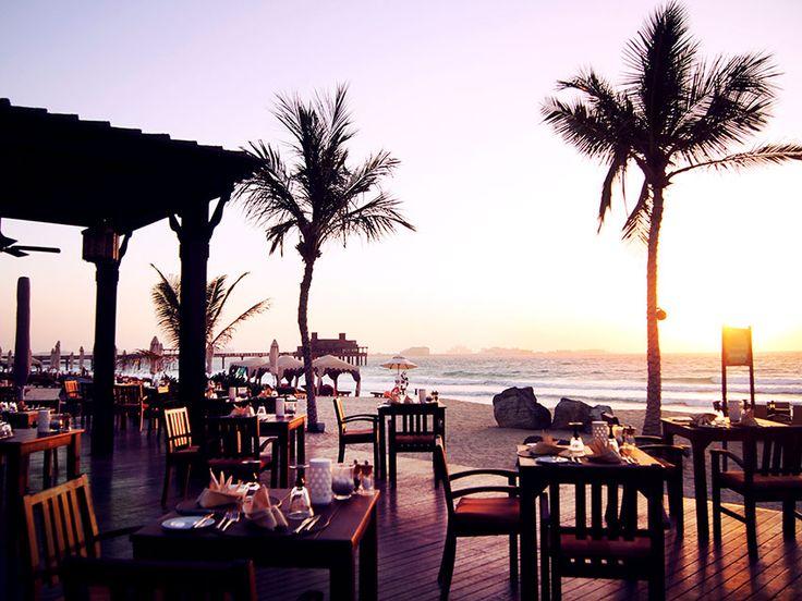 ¡Los mejores Beach Restaurants!