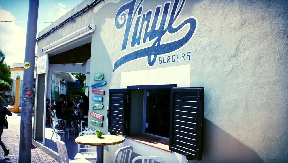 Vinyl Burguer, diversión, música y hamburguesas de calidad en la isla