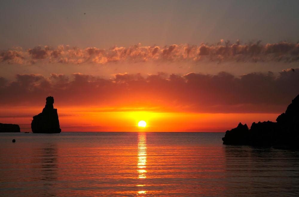 Lugares donde ver la mejor puesta del sol de la isla